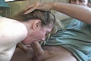 Mature Gets It In The Ass From Rough Guy