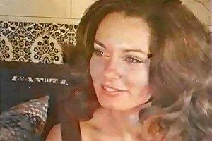 Brunette Babe Gets Nailed Retro Style Drtuber