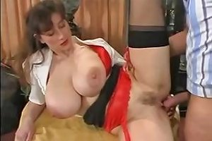 Curvy Big Tits Slut Takes It In The Ass By Troc Drtuber